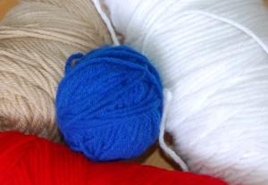 Rolled Yarn
